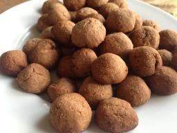 Dutch Kruidnoten (Mini Ginger Cookies!)
