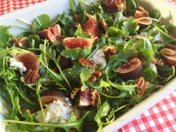 Mozzarella & Fig Salad
