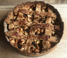 Traditional Dutch Apple Pie (but healthy..!)